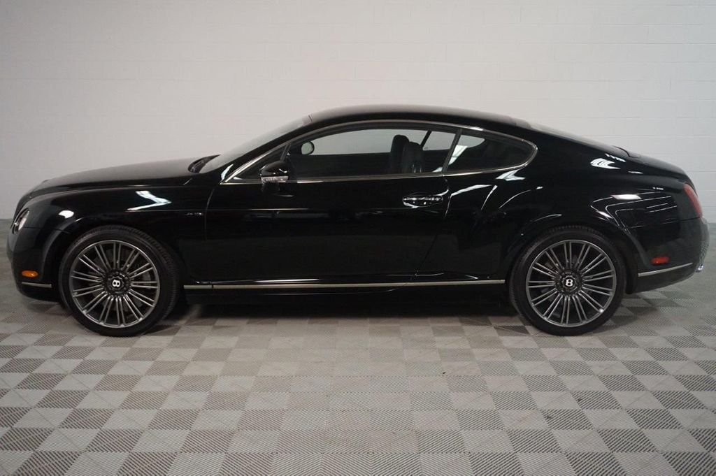 2008 Bentley Continental GT 2dr Coupe Speed - 17618189 - 4