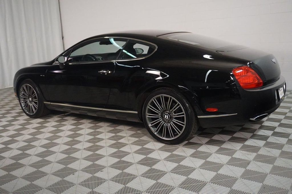 2008 Bentley Continental GT 2dr Coupe Speed - 17618189 - 5
