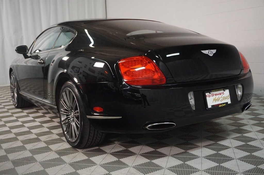 2008 Bentley Continental GT 2dr Coupe Speed - 17618189 - 6