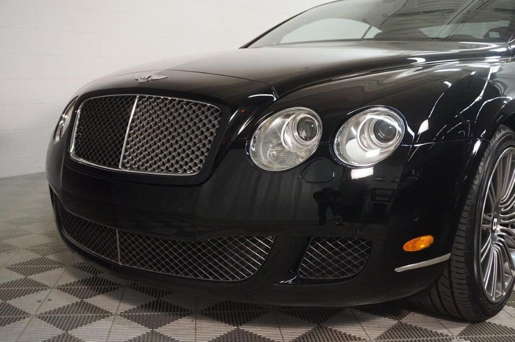 2008 Bentley Continental GT 2dr Coupe Speed - 17618189 - 8