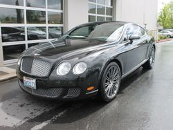 2008 Bentley Continental GT - SCBCP73W28C057489