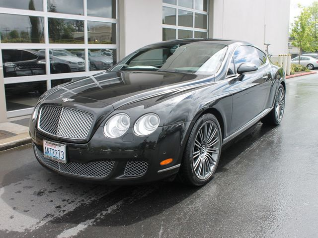 2008 Bentley Continental Gt 2dr Cpe Speed Coupe For Sale Bellevue