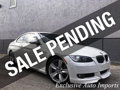 2008 BMW 3 Series 2008 BMW 335i TURBO COUPE SPORT PREMIUM NAVI LOADED E90 E92 M3