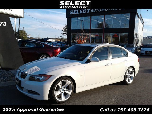 2008 BMW 3 Series 328i Sedan for Sale Virginia Beach, VA - $8,986 -  Motorcar com