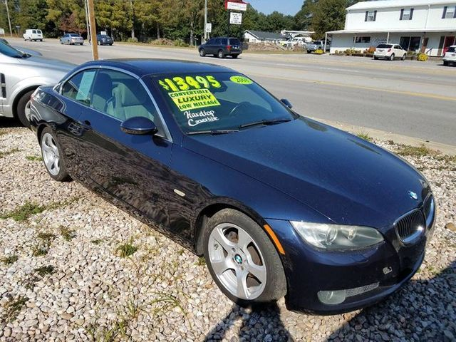 Bmw 328I Convertible >> 2008 Bmw 3 Series 328i Convertible For Sale Florence Sc 13 495 Motorcar Com