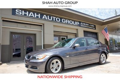 2008 BMW 3 Series - WBAVC57598NK77043