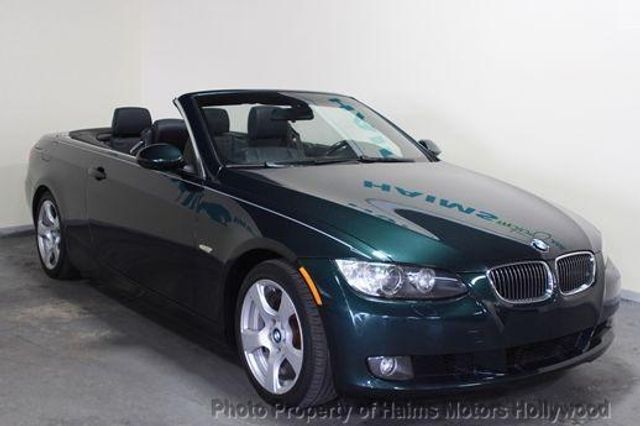 2008 used bmw 3 series 328i convertible at haims motors serving fort lauderdale hollywood. Black Bedroom Furniture Sets. Home Design Ideas