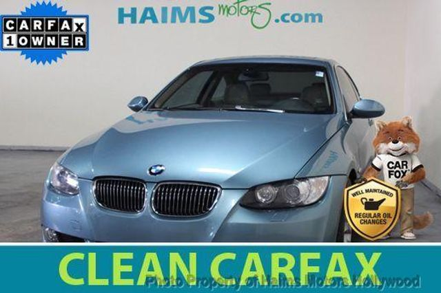 2008 Used BMW 3 Series 328i Coupe at Haims Motors Serving Fort ...