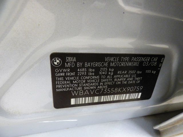 2008 BMW 3 Series 328xi - Click to see full-size photo viewer