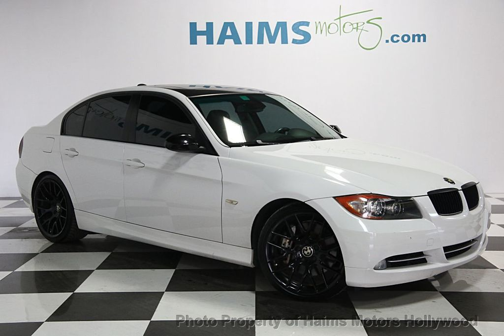 2008 used bmw 3 series 335i at haims motors serving fort. Black Bedroom Furniture Sets. Home Design Ideas