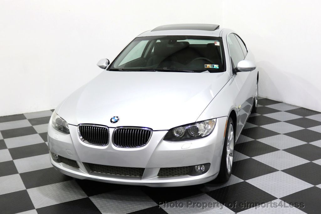2008 BMW 3 Series CERTIFIED 335Xi AWD 6 SPEED MANUAL TRANS NAVIGATION - 17958310 - 15