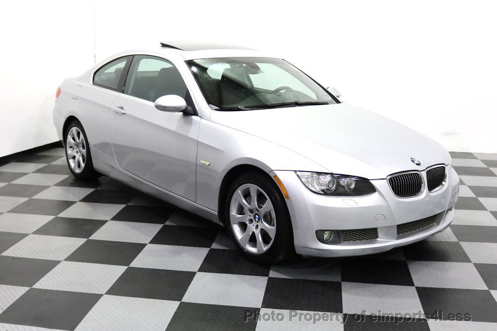 2008 BMW 3 Series CERTIFIED 335Xi AWD 6 SPEED MANUAL TRANS NAVIGATION - 17958310 - 16