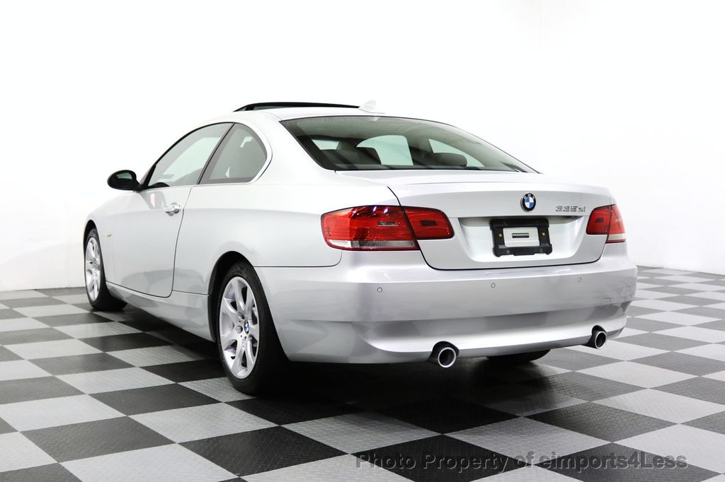 2008 BMW 3 Series CERTIFIED 335Xi AWD 6 SPEED MANUAL TRANS NAVIGATION - 17958310 - 17