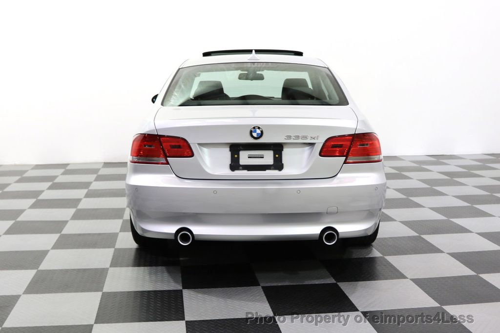 2008 BMW 3 Series CERTIFIED 335Xi AWD 6 SPEED MANUAL TRANS NAVIGATION - 17958310 - 18