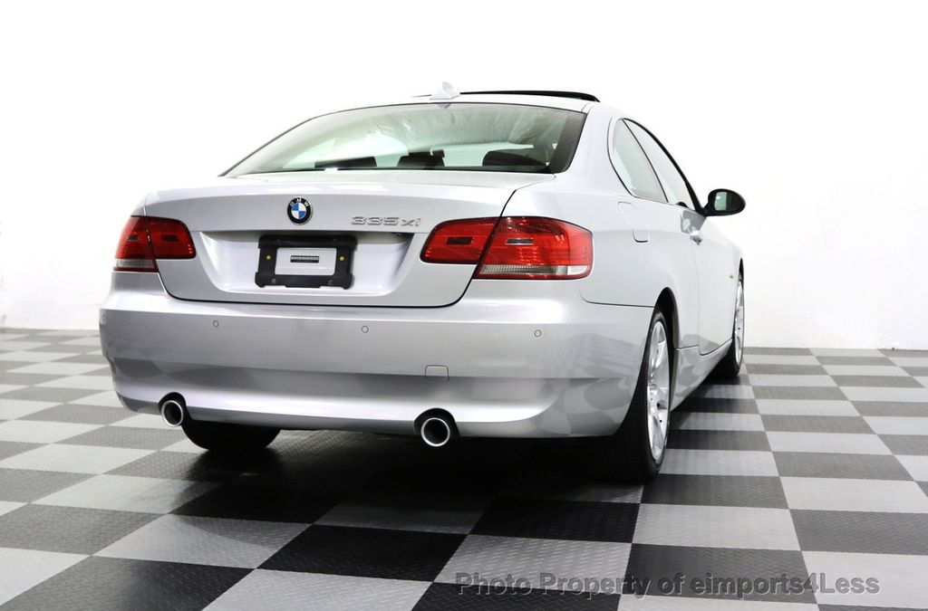 2008 BMW 3 Series CERTIFIED 335Xi AWD 6 SPEED MANUAL TRANS NAVIGATION - 17958310 - 19