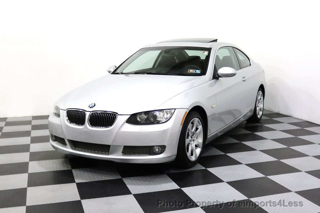 2008 BMW 3 Series CERTIFIED 335Xi AWD 6 SPEED MANUAL TRANS NAVIGATION - 17958310 - 29
