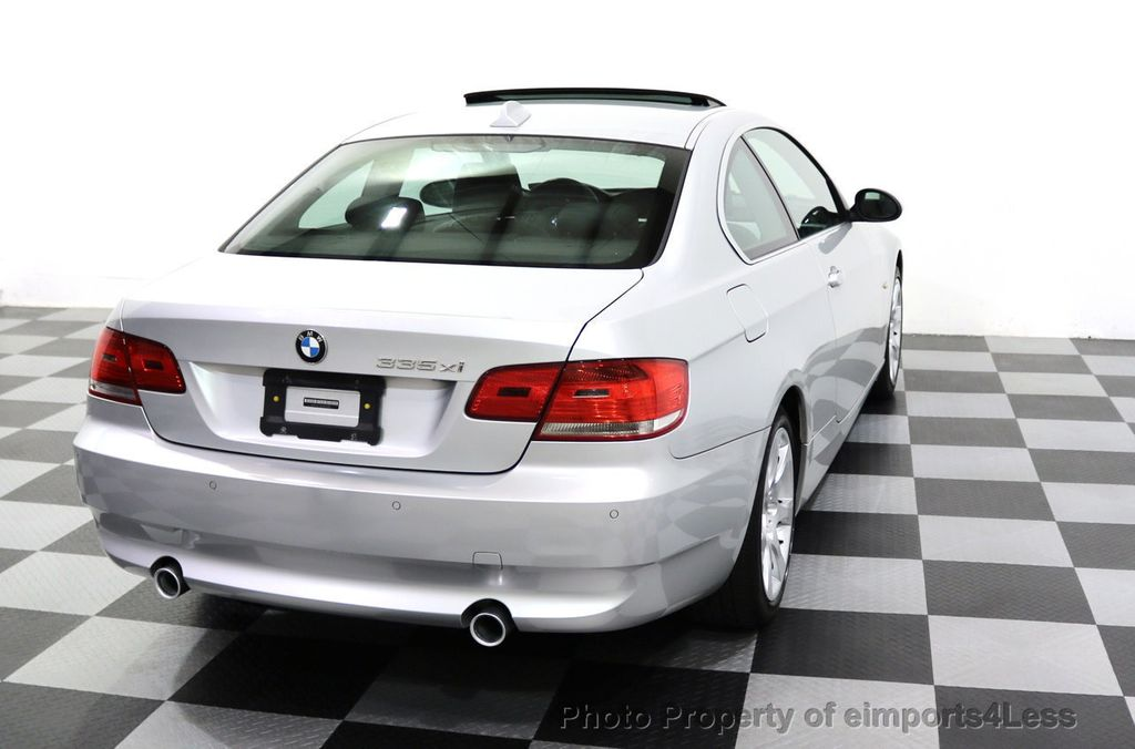 2008 BMW 3 Series CERTIFIED 335Xi AWD 6 SPEED MANUAL TRANS NAVIGATION - 17958310 - 33