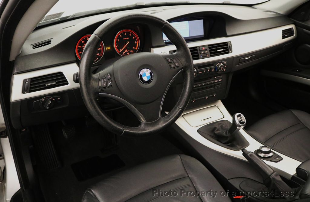 2008 BMW 3 Series CERTIFIED 335Xi AWD 6 SPEED MANUAL TRANS NAVIGATION - 17958310 - 34