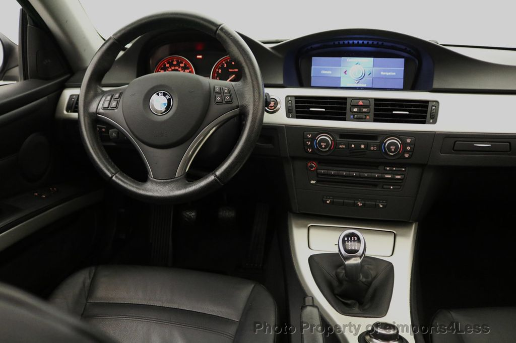2008 BMW 3 Series CERTIFIED 335Xi AWD 6 SPEED MANUAL TRANS NAVIGATION - 17958310 - 35