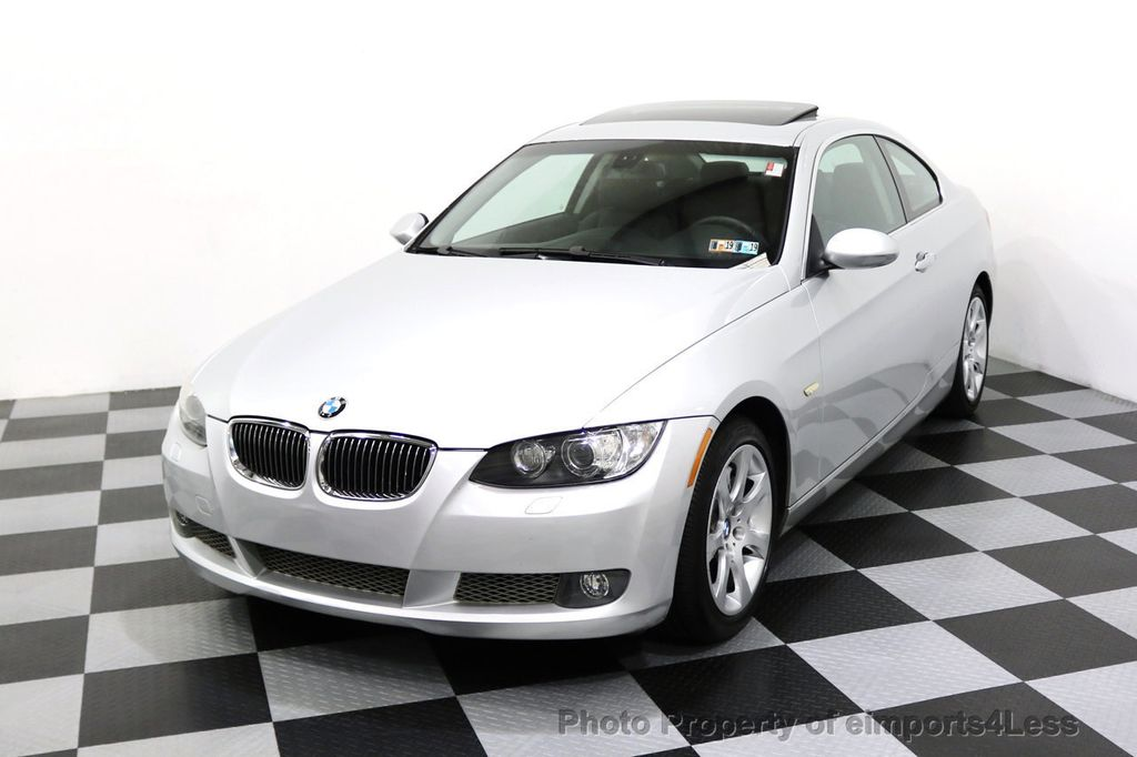 2008 BMW 3 Series CERTIFIED 335Xi AWD 6 SPEED MANUAL TRANS NAVIGATION - 17958310 - 44