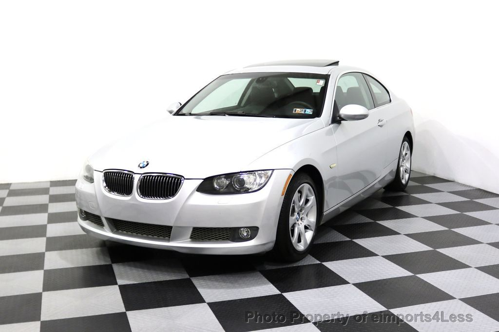 2008 BMW 3 Series CERTIFIED 335Xi AWD 6 SPEED MANUAL TRANS NAVIGATION - 17958310 - 45