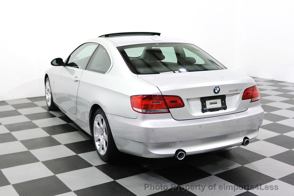 2008 BMW 3 Series CERTIFIED 335Xi AWD 6 SPEED MANUAL TRANS NAVIGATION - 17958310 - 47