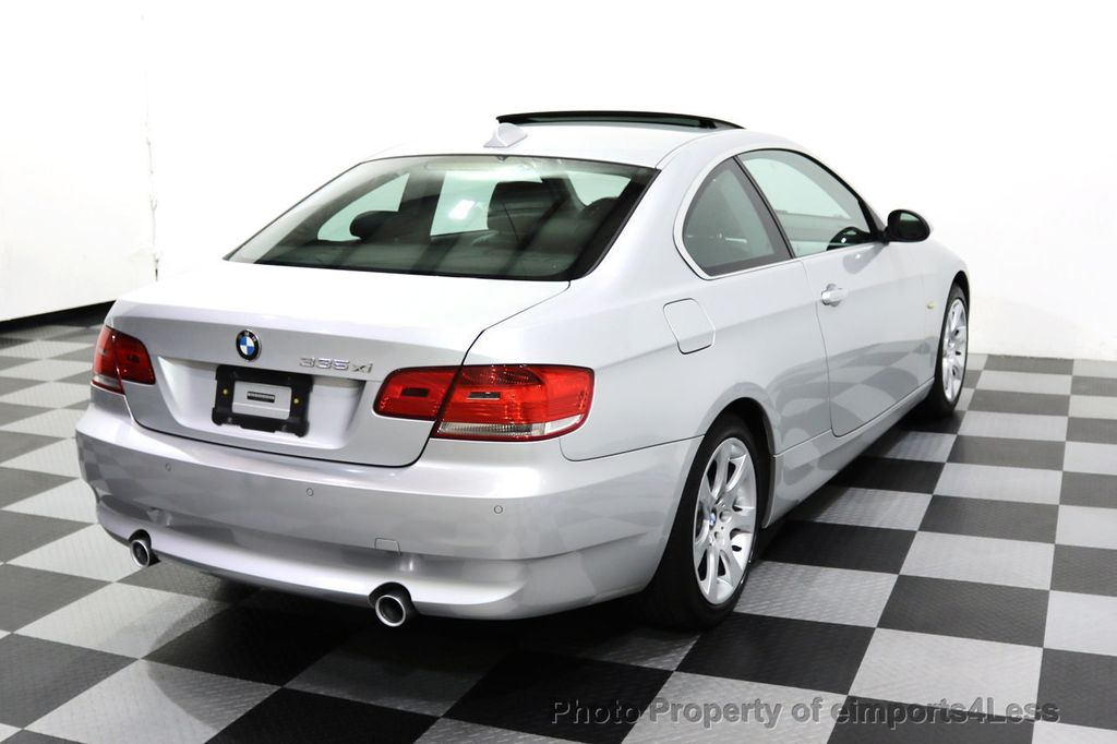 2008 BMW 3 Series CERTIFIED 335Xi AWD 6 SPEED MANUAL TRANS NAVIGATION - 17958310 - 48