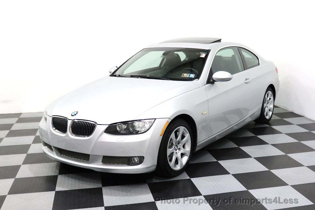 2008 BMW 3 Series CERTIFIED 335Xi AWD 6 SPEED MANUAL TRANS NAVIGATION - 17958310 - 53