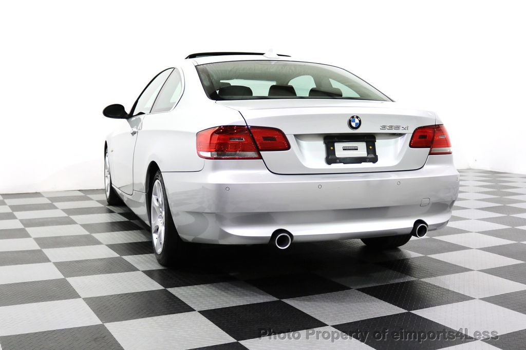 2008 BMW 3 Series CERTIFIED 335Xi AWD 6 SPEED MANUAL TRANS NAVIGATION - 17958310 - 54