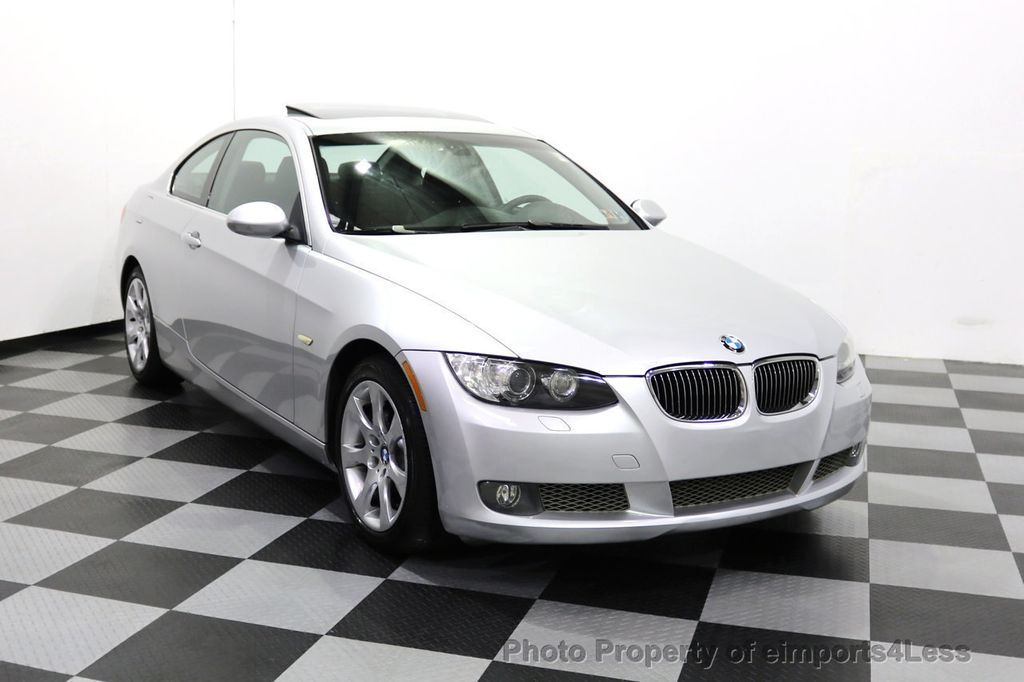 2008 BMW 3 Series CERTIFIED 335Xi AWD 6 SPEED MANUAL TRANS NAVIGATION - 17958310 - 56