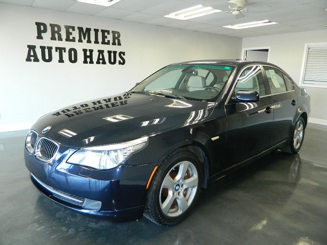 2008 Used Bmw 535xi Awd Luxury 2008 Bmw 535xi Awd Luxury Sedan With Navi And Sunroof At Premier Auto Haus Serving Downers Grove Il Iid 15634444