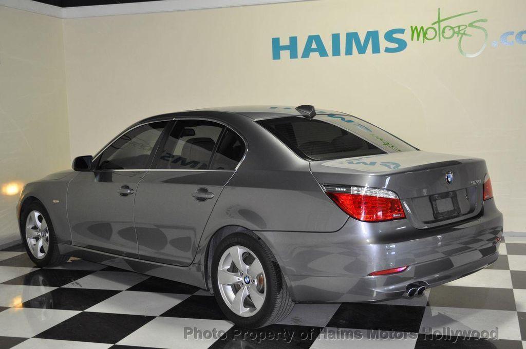 2008 Used Bmw 5 Series 528i At Haims Motors Serving Fort Lauderdale