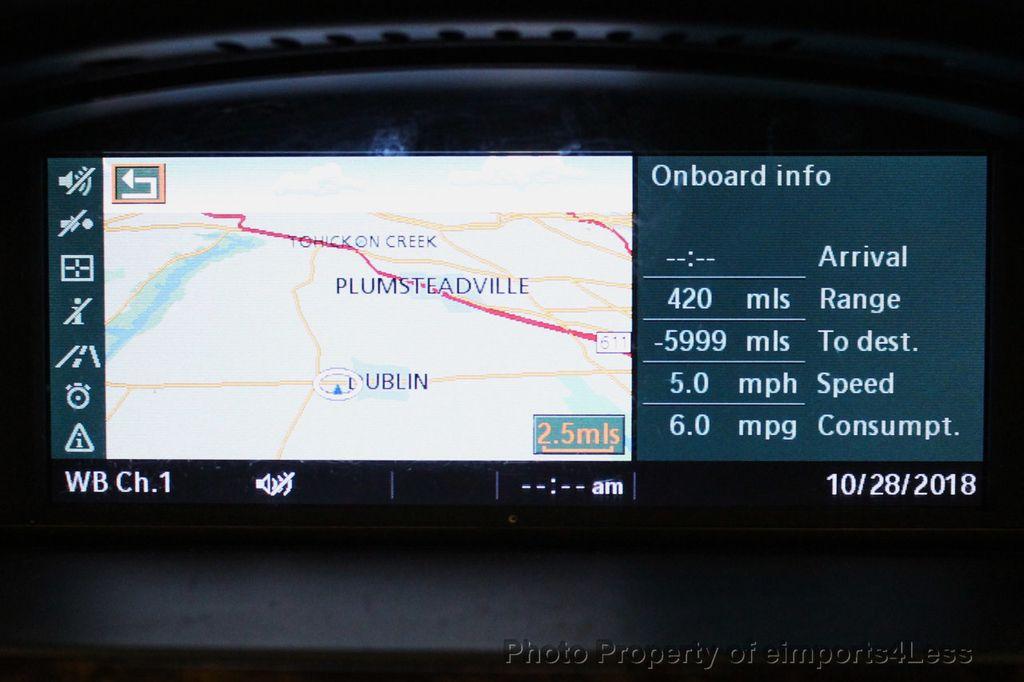 2008 BMW 5 Series 528i 6 Speed SPORT/PREMIUM/COLD NAVIGATION - 18257417 - 9