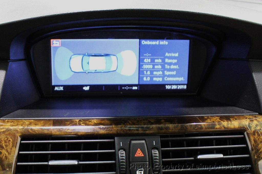 2008 BMW 5 Series 528i 6 Speed SPORT/PREMIUM/COLD NAVIGATION - 18257417 - 10