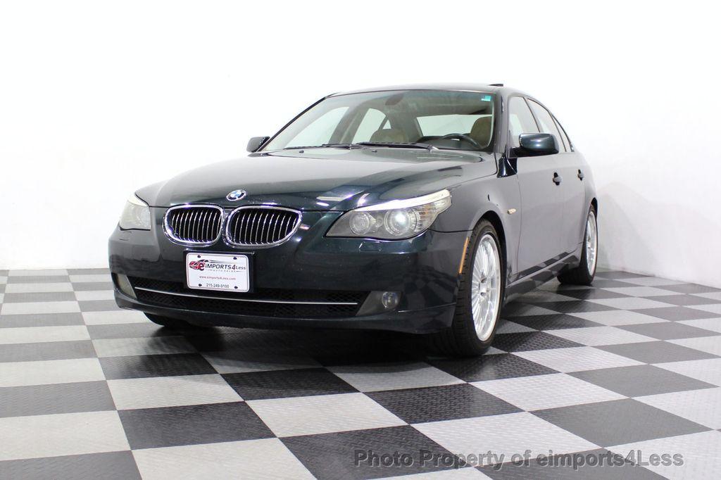 2008 BMW 5 Series 528i 6 Speed SPORT/PREMIUM/COLD NAVIGATION - 18257417 - 14
