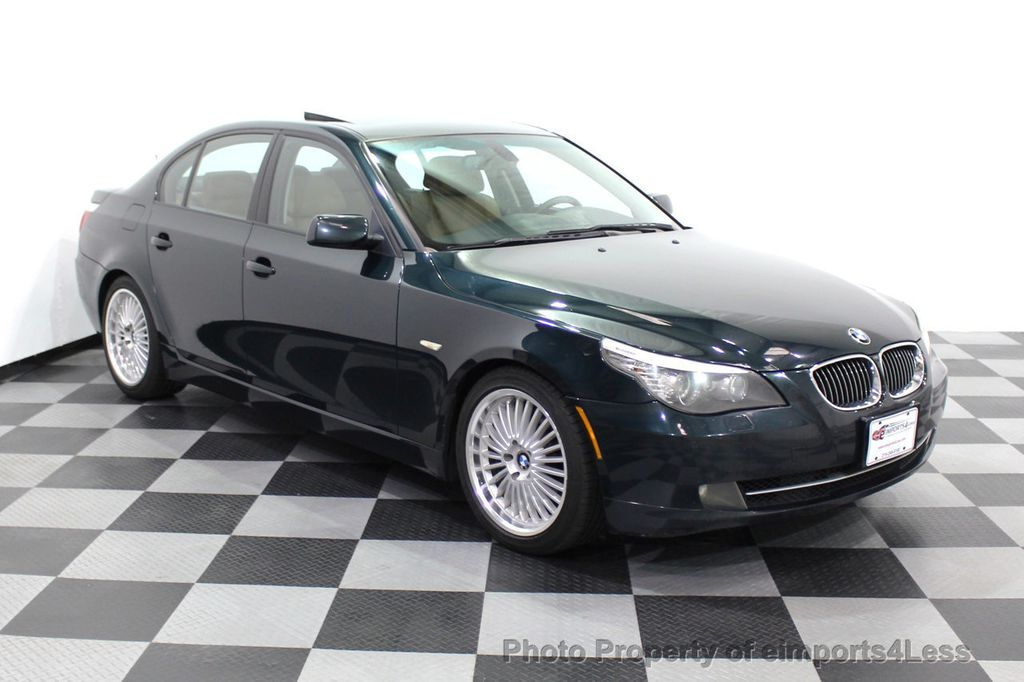 2008 BMW 5 Series 528i 6 Speed SPORT/PREMIUM/COLD NAVIGATION - 18257417 - 15