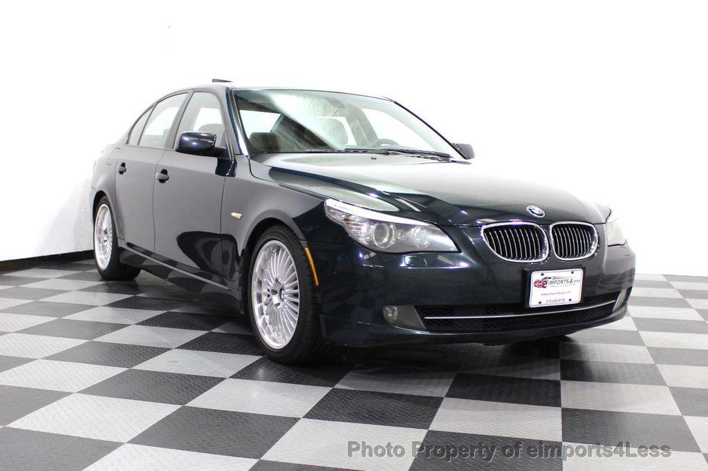 2008 BMW 5 Series 528i 6 Speed SPORT/PREMIUM/COLD NAVIGATION - 18257417 - 1