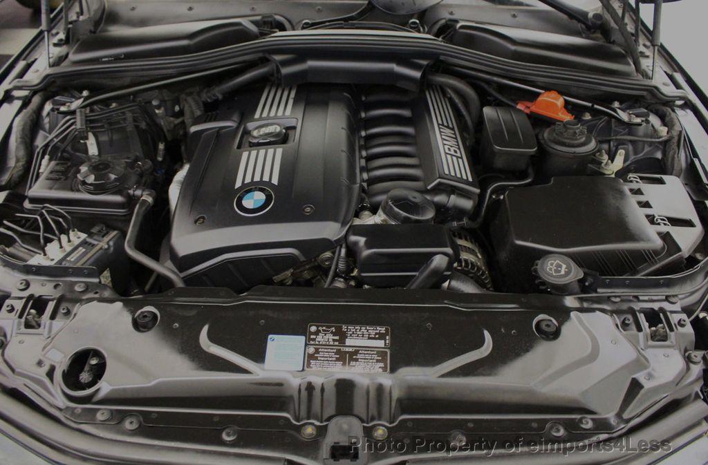 2008 BMW 5 Series 528i 6 Speed SPORT/PREMIUM/COLD NAVIGATION - 18257417 - 20