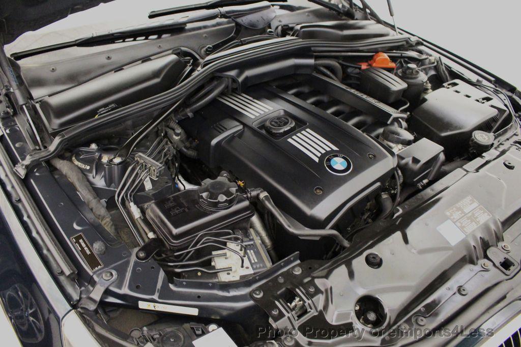 2008 BMW 5 Series 528i 6 Speed SPORT/PREMIUM/COLD NAVIGATION - 18257417 - 21