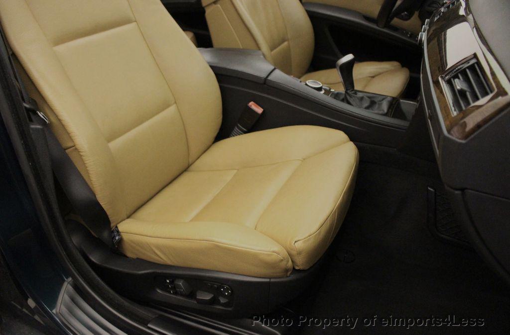 2008 BMW 5 Series 528i 6 Speed SPORT/PREMIUM/COLD NAVIGATION - 18257417 - 24