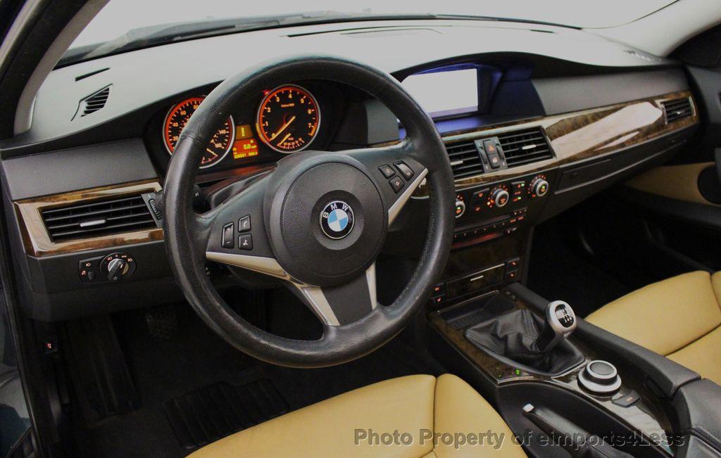 2008 BMW 5 Series 528i 6 Speed SPORT/PREMIUM/COLD NAVIGATION - 18257417 - 33