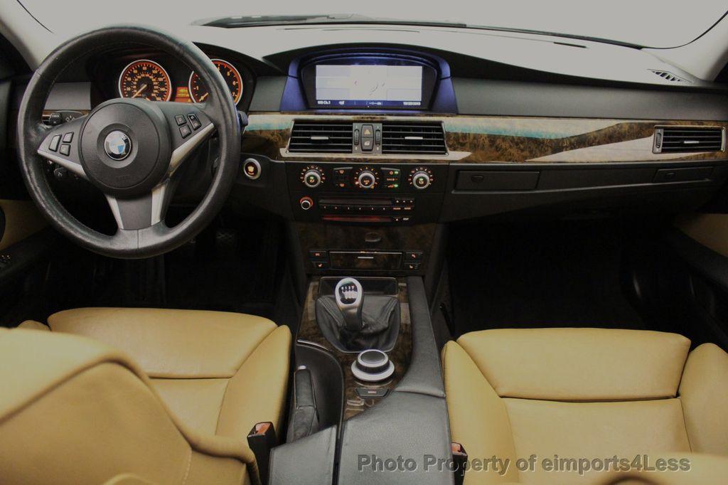 2008 BMW 5 Series 528i 6 Speed SPORT/PREMIUM/COLD NAVIGATION - 18257417 - 34