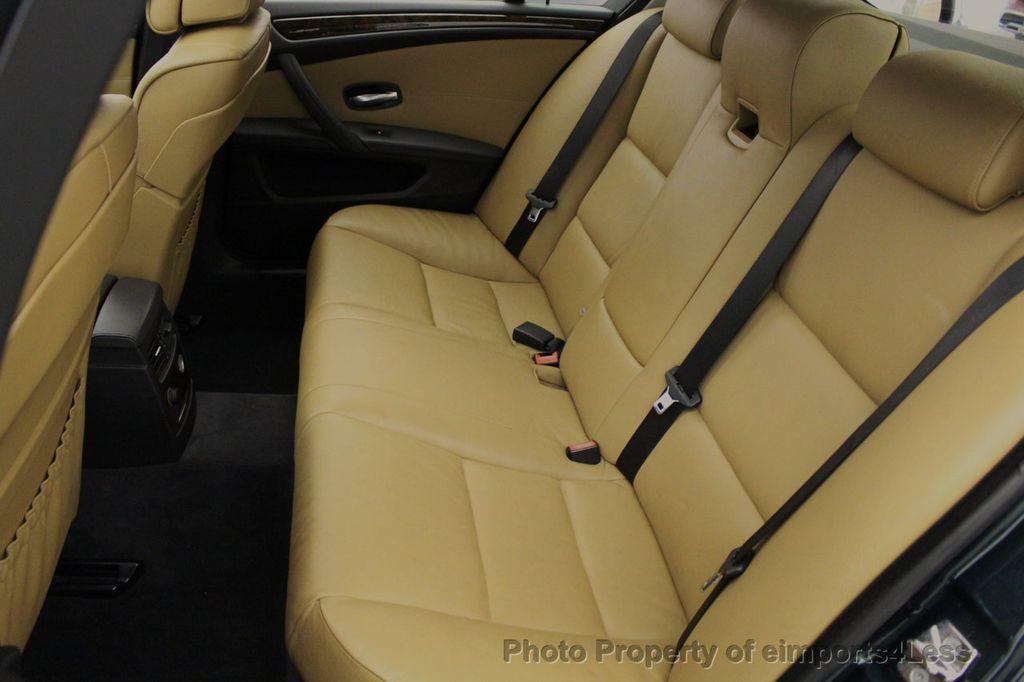 2008 BMW 5 Series 528i 6 Speed SPORT/PREMIUM/COLD NAVIGATION - 18257417 - 36