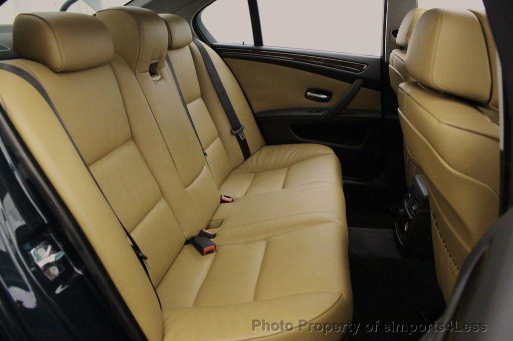 2008 BMW 5 Series 528i 6 Speed SPORT/PREMIUM/COLD NAVIGATION - 18257417 - 37