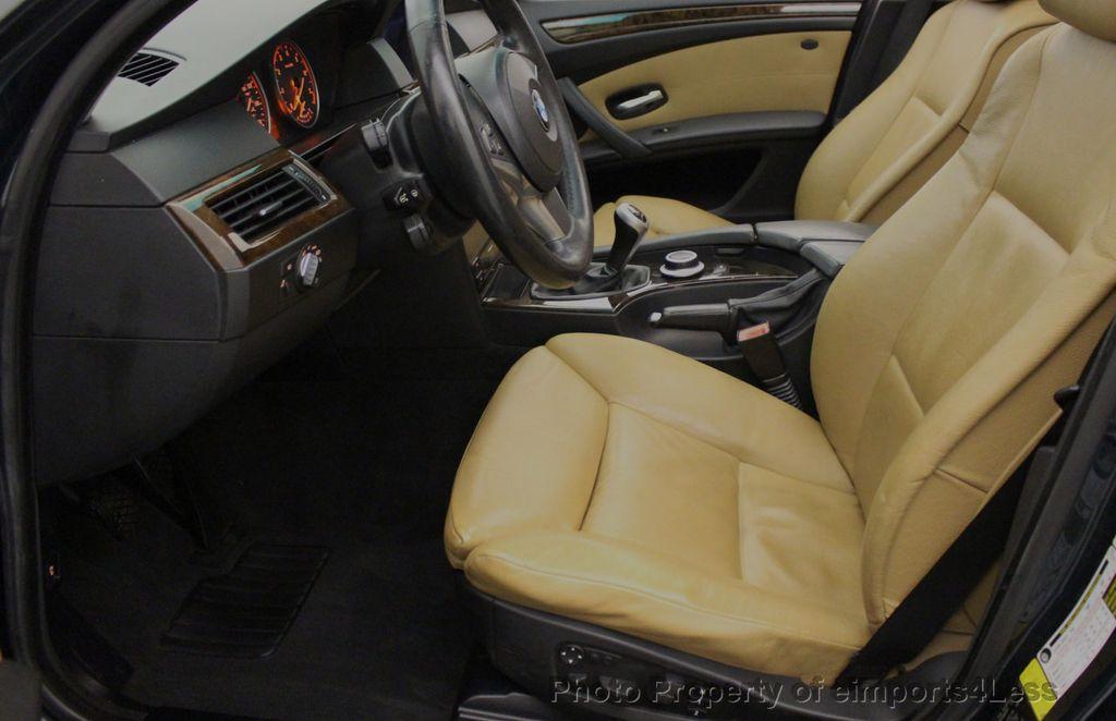 2008 BMW 5 Series 528i 6 Speed SPORT/PREMIUM/COLD NAVIGATION - 18257417 - 38