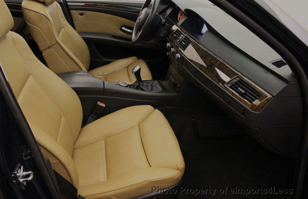2008 BMW 5 Series 528i 6 Speed SPORT/PREMIUM/COLD NAVIGATION - 18257417 - 39