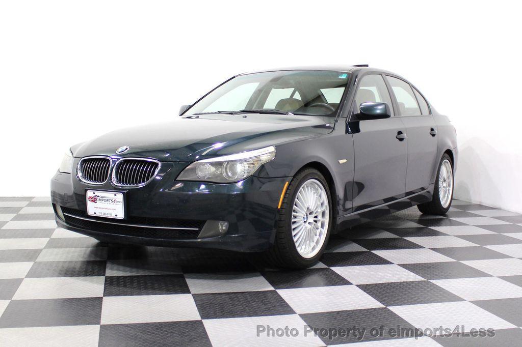 2008 BMW 5 Series 528i 6 Speed SPORT/PREMIUM/COLD NAVIGATION - 18257417 - 44