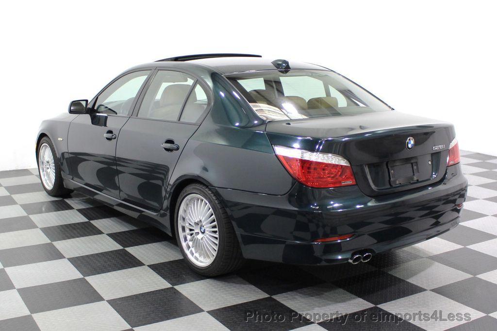 2008 BMW 5 Series 528i 6 Speed SPORT/PREMIUM/COLD NAVIGATION - 18257417 - 47