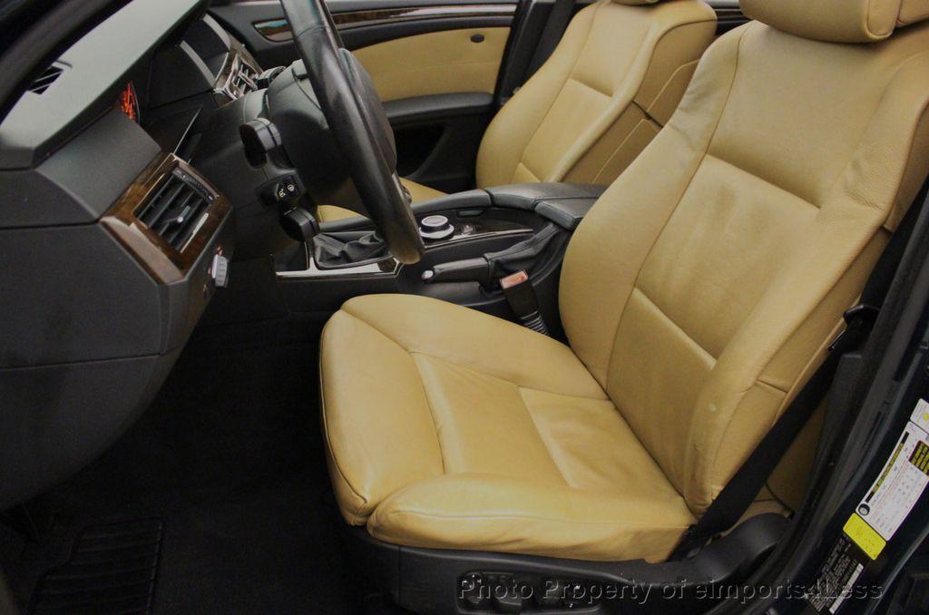 2008 BMW 5 Series 528i 6 Speed SPORT/PREMIUM/COLD NAVIGATION - 18257417 - 49