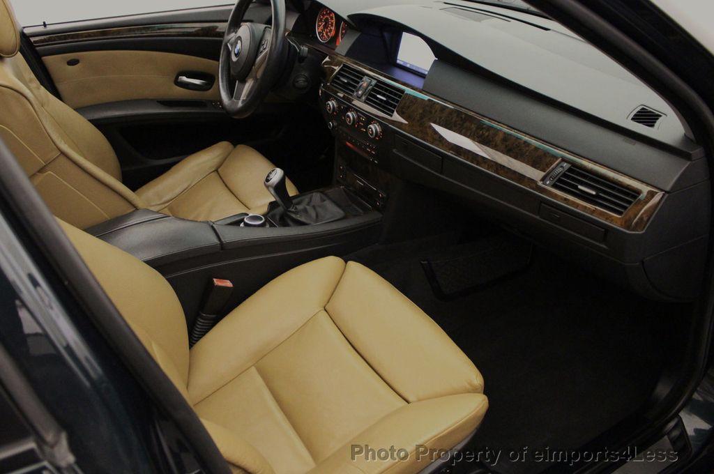 2008 BMW 5 Series 528i 6 Speed SPORT/PREMIUM/COLD NAVIGATION - 18257417 - 50